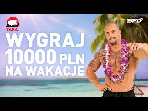 Wygraj 10 000 PLN Na Wakacje - Sklep SFD