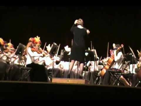 East Islip High School Spring 2012--String Orchestra 3