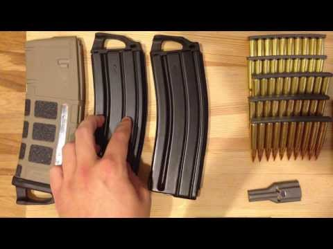 How To Use .223/5.56 Stripper Clips