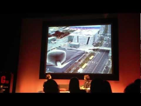 #LDF12 - Global Design Forum // Thomas Heatherwick - London Design Festival - PART 2