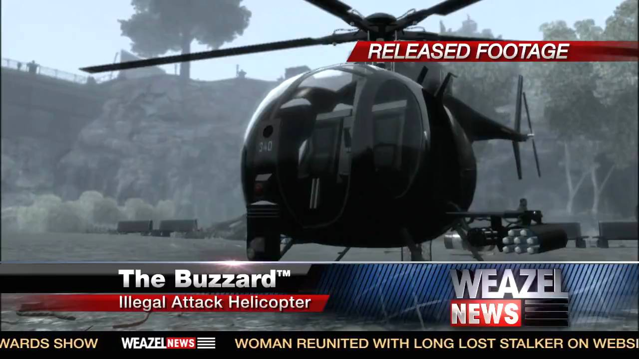 GTA The Ballad Of Gay Tony Trailer Weazel News Special