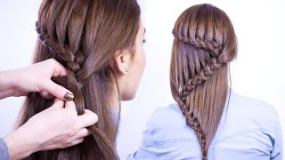 S Braid Hair Tutorial
