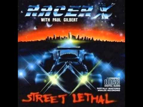 Racer X - Into The Night