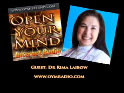 Open Your Mind (OYM) Radio - Dr Rima Laibow - 11th May 2014