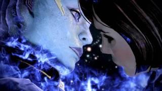 Mass Effect 1&2 - FemShep / asari - Who owns my heart