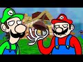 Youtube Thumbnail SM64 shorts: The Plumber Problem