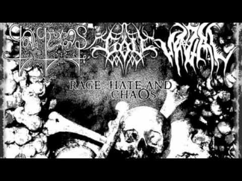 Göll - From the Screaming Tentacles of Chaos