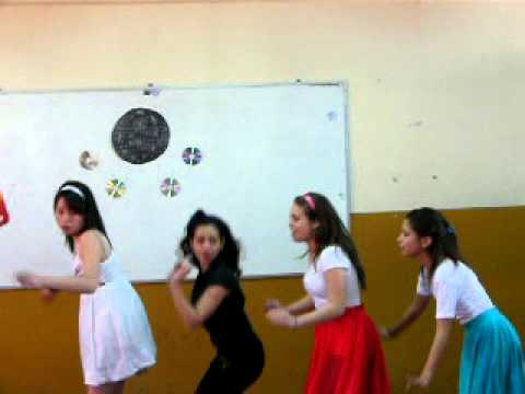 Grease Brillantina 4ºA