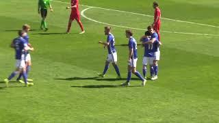 Lyngby Boldklub - Nykøbing FC - 21.04.19 højdepunkter