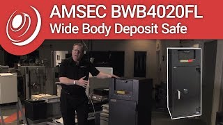 AMSEC BWB4020FL Wide Body Deposit Safe with Dye the Safe Guy