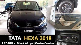 Tata Hexa XM+ 2018   First on YouTube   Car Review- Hindi   Ujjwal Saxena