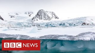 New warning over climate change from Siberian Arctic  - BBC News