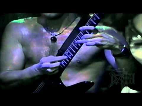 Death - Chuck Schuldiner/Shannon Hamm Solos
