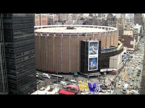 WVU Basketball Invades the Big Apple Video