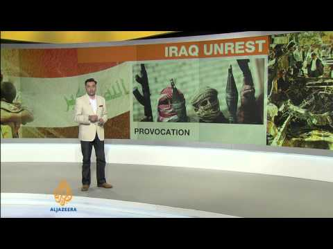 Confusion prevails over clashes in Iraq