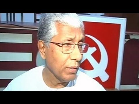 Jayalalithaa's no to Third Front not a setback: Manik Sarkar to NDTV