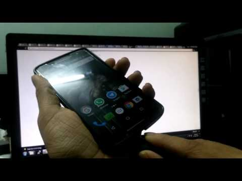 Moto X Play: Installing a Custom ROM from stock ROM