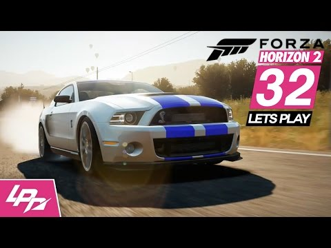 FORZA HORIZON 2 Part 32 Need for Speed Movie Mustang FullHD Lets Play Forza Horizon 2