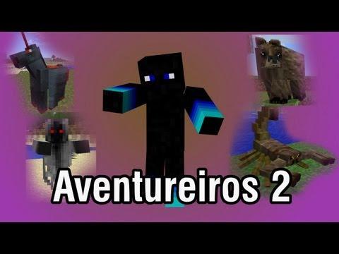Minecraft: Jarvas E Os Aventureiros 2 Ep#5