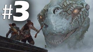 God of War (2018) Gameplay Walkthrough Part 3 - Giant - PS4 Pro 4K