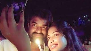 Amala paul and Vijay Celebrates 1st Wedding Day