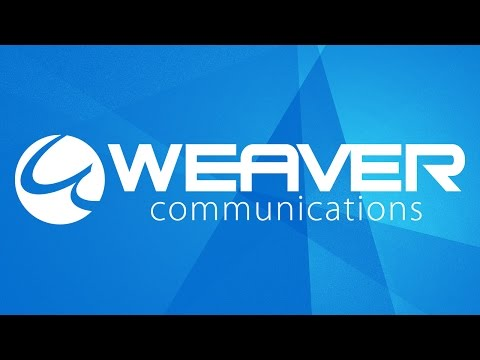 Business Voice Data Visual and Audio Networking Solutions Weaver Communications
