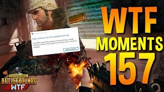 PUBG Funny WTF Moments Highlights Ep 157 (playerunknown's battlegrounds Plays)