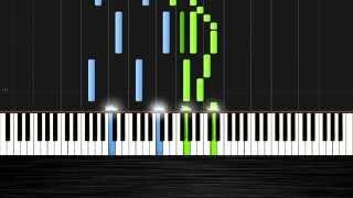 Ludovico Einaudi Divenire Piano Tutorial By Plutax Synthesia
