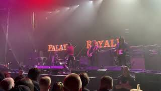 "Palaye Royale ""Fucking with my Head"" at Big Sandy Superstore Arena in Huntington, WV 7/12/19"