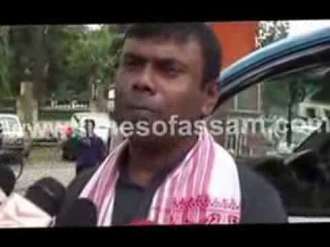 Jorhat SP Sanjukta Parashar VS MLA Rupjyoti Kurmi