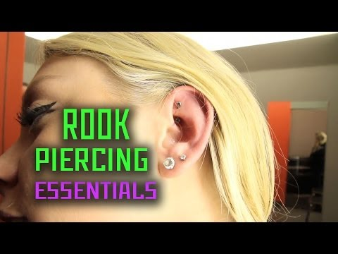 Rook Piercing ESSENTIALS- THE MODIFIED WORLD
