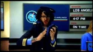 Watch Cobra Starship Snakes On A Plane(bring It) video