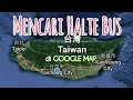 Cara mudah mencari lokasi halte bus Taiwan di google map