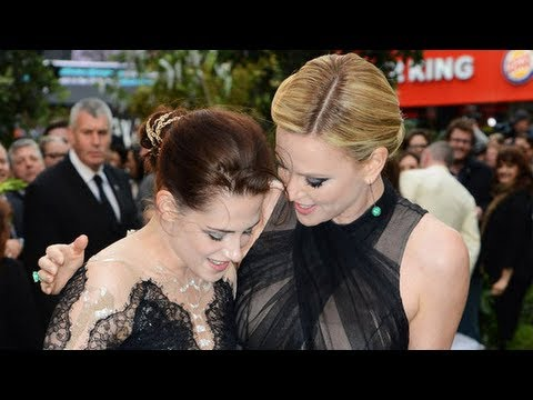Kristen Stewart Premieres Snow White and the Huntsman With