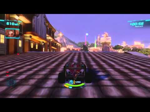 Cars 2 Gameplay - Episode 5 - Hunter - HD