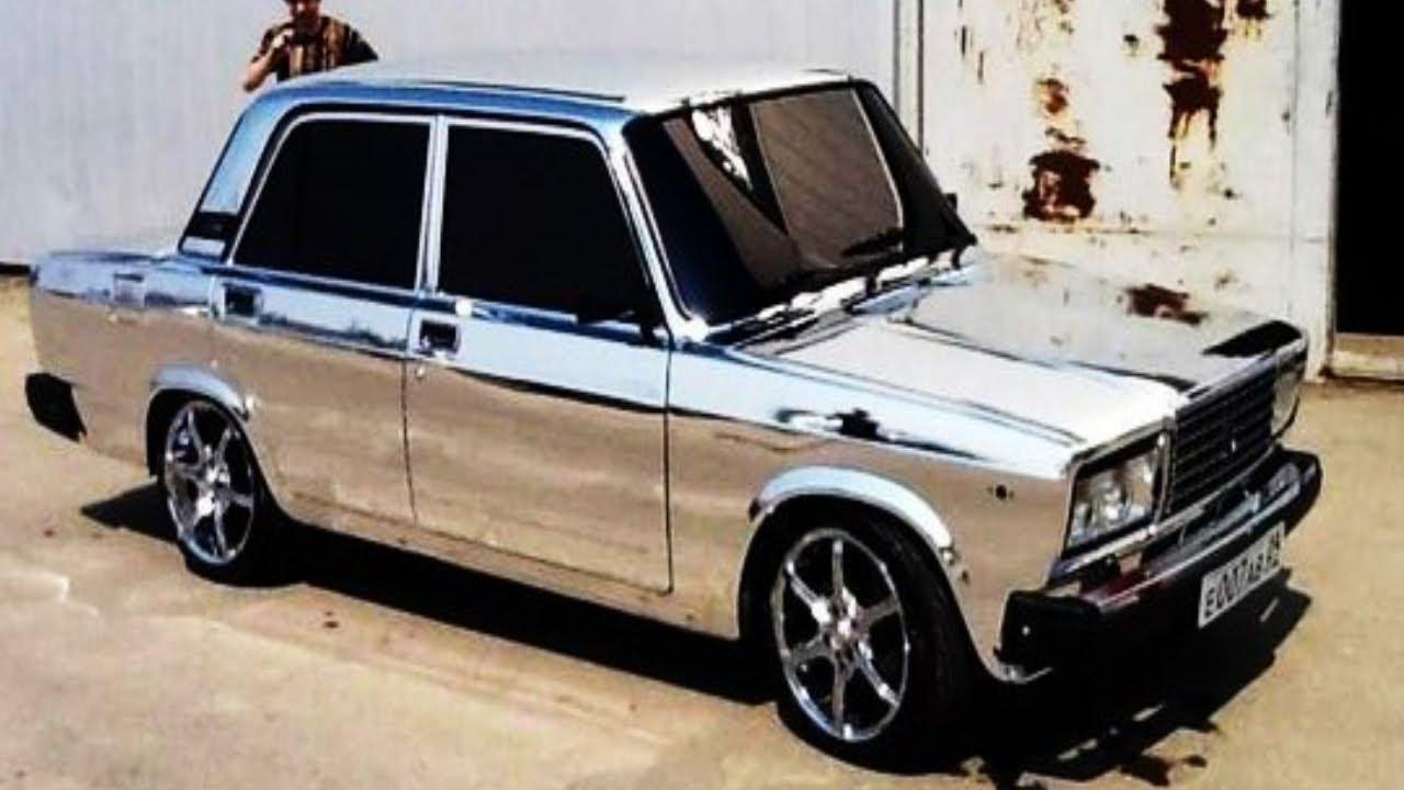 Тюнинг российских автомобилей фото