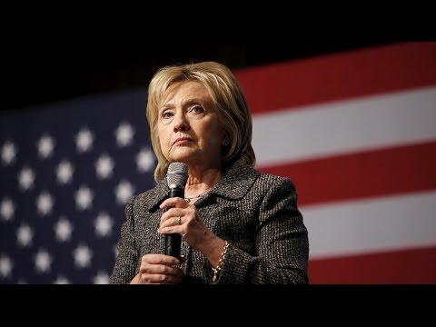 Hillary Clinton's female trouble