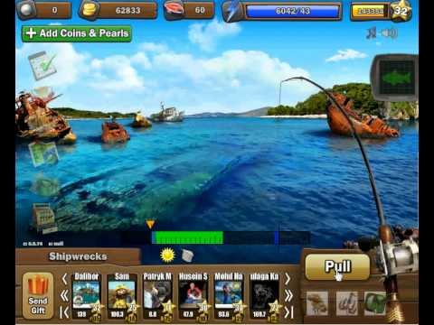 Go Fishing FaceBook Game - Daky - Like my Page to Face Book Please!