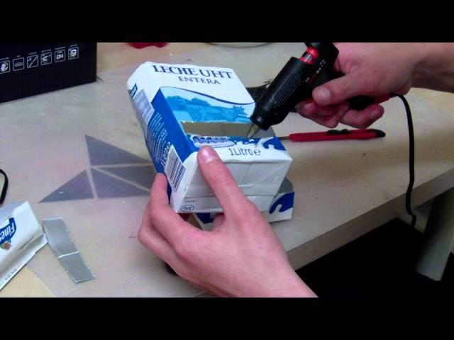 Cómo hacer un alimentador para pájaros. (1080p)