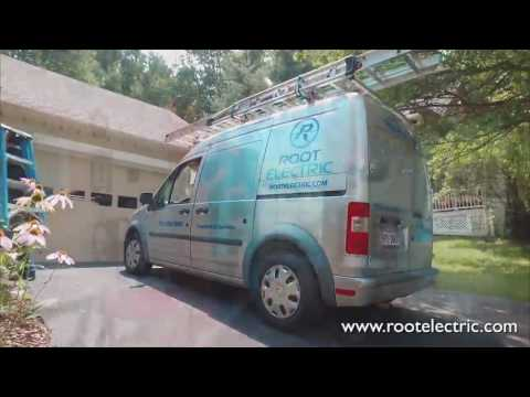 Root Electric - Residential commercial electrician in Woodbridge, VA