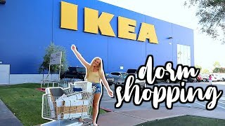 Dorm Room Shopping Vlog