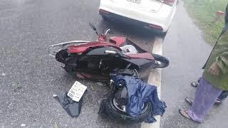 Vụ Tai nạn giao thông nghiêm trọng đoạn đường đi TT Vương Phố Giác,Tiên Lữ,Hưng Yên đến Ân Thi