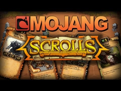 GAME ON: Scrolls by Mojang