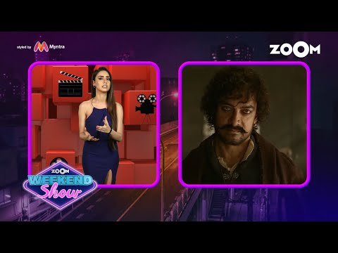 Thugs of Hindostan Movie Review by Sakshma Srivastav | Zoom Weekend Show