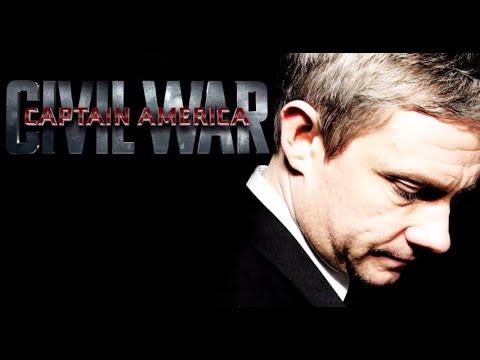 Martin Freeman Joins CAPTAIN AMERICA: CIVIL WAR - AMC Movie News