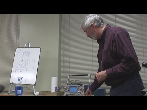 Oscilloscope Basics at SWIARC
