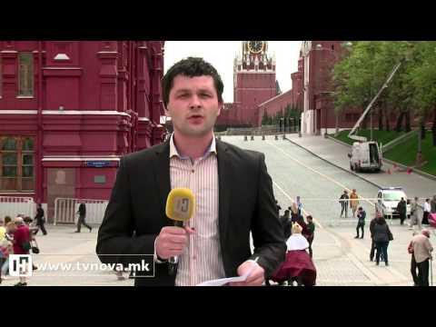 ТВ Нова во Москва 23.05.2017