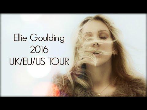 ELLIE GOULDING - 2016/2017 CONCERT TOUR DATES / TICKETS
