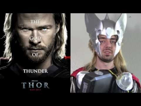Thor Movie Review! WARNING! SPOILERS! Did It Bring The Thunder?!?