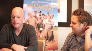 'The Sandlot' 20th Anniversary Interview with Director, David M. Evans and Actor Patrick Renna